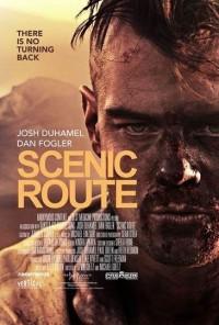 Poster do filme Scenic Route (2013)