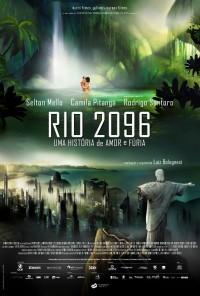 Poster do filme Rio 2096: Uma História de Amor e Fúria / Uma História de Amor e Fúria (2013)