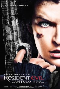 Poster do filme Resident Evil: Capítulo Final / Resident Evil: The Final Chapter (2017)