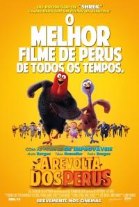 Poster do filme A Revolta dos Perus / Free Birds (2013)