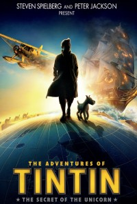 Poster do filme As Aventuras de Tintin: O Secredo do Licorne / The Adventures of Tintin (2011)
