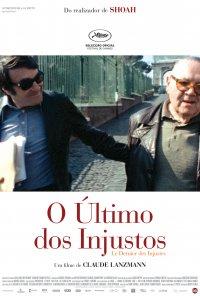 Poster do filme O Último dos Injustos / Le Dernier des Injustes (2013)