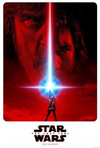 Poster do filme Star Wars: The Last Jedi (2017)