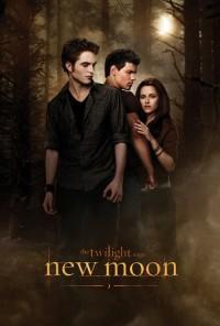 Poster do filme A Saga Twilight: Lua Nova / The Twilight Saga: New Moon (2009)