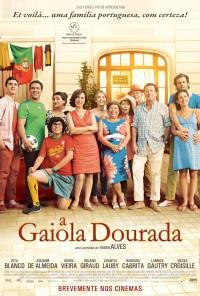 Poster do filme A Gaiola Dourada / La Cage Dorée (2013)
