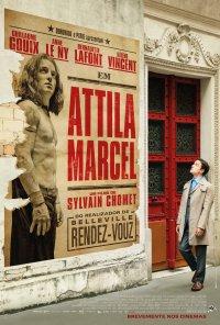 Poster do filme Attila Marcel (2013)