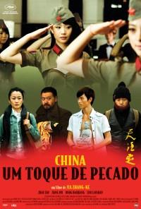 Poster do filme China - Um Toque de Pecado / Tian Zhu Ding / A Touch of Sin (2013)