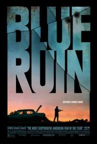 Poster do filme Ruína Azul / Blue Ruin (2013)