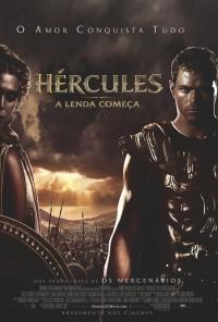 Poster do filme Hércules: A Lenda Começa / The Legend of Hercules (2014)
