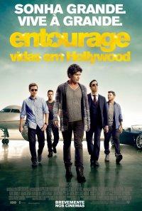 Poster do filme Entourage - Vidas em Hollywood / Entourage (2015)