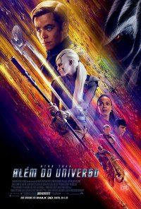 Poster do filme Star Trek: Além do Universo / Star Trek Beyond (2016)