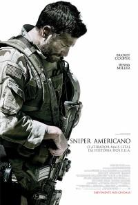 Poster do filme Sniper Americano / American Sniper (2015)