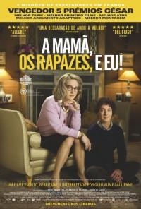 Poster do filme A Mamã, os Rapazes e Eu! / Les Garçons et Guillaume, à Table (2013)