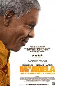 Poster do filme Mandela - Longo Caminho Para a Liberdade / Mandela: Long Walk to Freedom (2013)