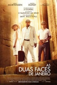 Poster do filme As Duas Faces de Janeiro / The Two Faces of January (2013)