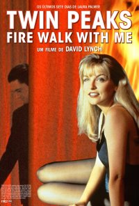 Poster do filme Twin Peaks: Fire Walk with Me (reposição) / Twin Peaks: Fire Walk with Me (1992)