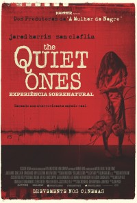 Poster do filme The Quiet Ones - Experiência Sobrenatural / The Quiet Ones (2014)
