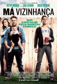 Poster do filme Má Vizinhança / Neighbors (2014)