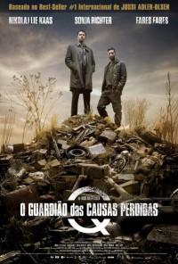 Poster do filme O Guardião das Causas Perdidas / Kvinden i Buret (2013)