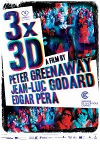 Poster do filme 3x3D (2013)
