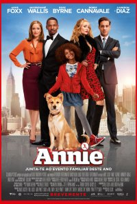 Poster do filme Annie (2014)