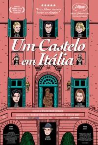 Poster do filme Um Castelo em Itália / Un château En Italie (2013)