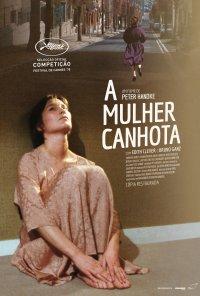 Poster do filme A Mulher Canhota (reposição) / Die linkshändige Frau (1978)