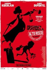 Poster do filme Gravidez de Alto Risco / 9 Mois Ferme (2013)