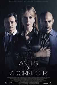 Poster do filme Antes de Adormecer / Before I Go to Sleep (2014)