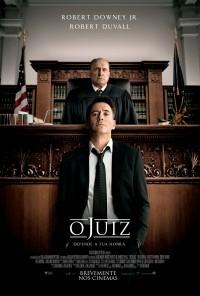 Poster do filme O Juíz / The Judge (2014)