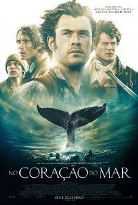 Poster do filme No Coração do Mar / In the Heart of the Sea (2015)