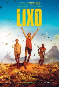 Poster do filme Lixo / Trash (2014)