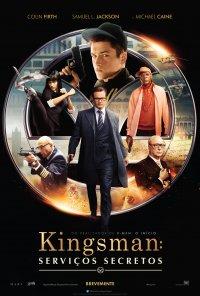Poster do filme Kingsman: Serviços Secretos / Kingsman: The Secret Service (2014)