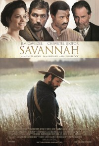 Poster do filme Savannah (2013)