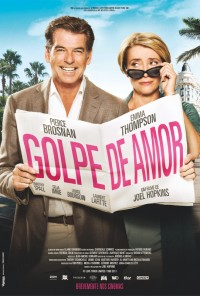 Poster do filme Golpe de Amor / The Love Punch (2014)