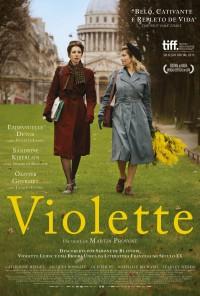 Poster do filme Violette (2014)