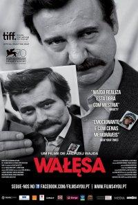 Poster do filme Walesa / Wałęsa. Człowiek z nadziei / Walesa. Man of Hope. (2013)