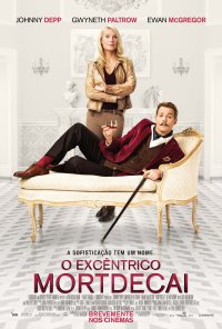 Poster do filme O Excêntrico Mortdecai / Mortdecai (2015)
