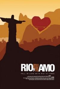 Poster do filme Rio Eu Te Amo (2014)
