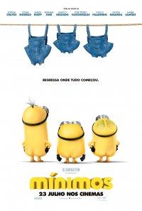 Poster do filme Mínimos / Minions (2015)