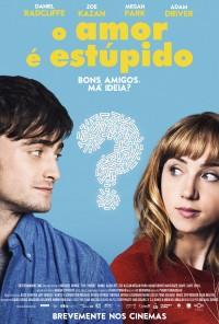 Poster do filme O Amor É Estúpido / What If (2014)