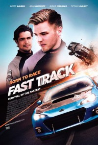 Poster do filme Born to Race: Fast Track (2013)