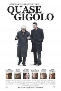 Poster do filme Quase Gigolo / Fading Gigolo (2014)