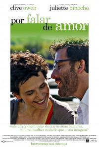Poster do filme Por Falar de Amor / Words and Pictures (2014)