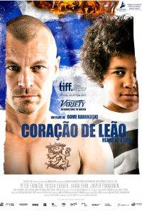 Poster do filme Coração de Leão / Leijonasydän / Heart of a Lion (2013)