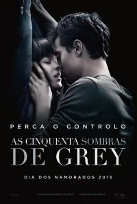 Poster do filme As Cinquenta Sombras de Grey / Fifty Shades of Grey (2014)