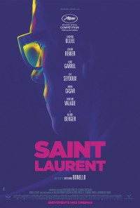 Poster do filme Saint Laurent (2014)