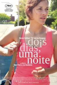Poster do filme Dois Dias, Uma Noite / Deux Jours, Une Nuit (2014)