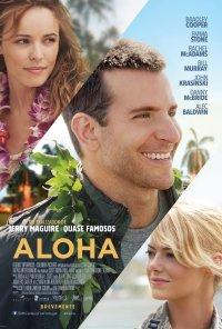 Poster do filme Aloha (2015)