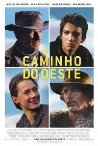 Poster do filme A Caminho do Oeste / Slow West (2015)